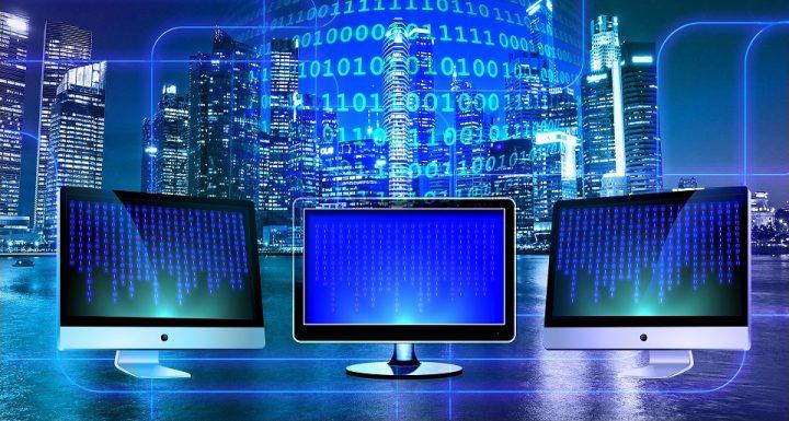 Drei Computer