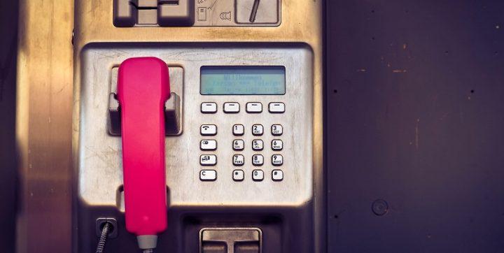 Telekom Telefonzelle