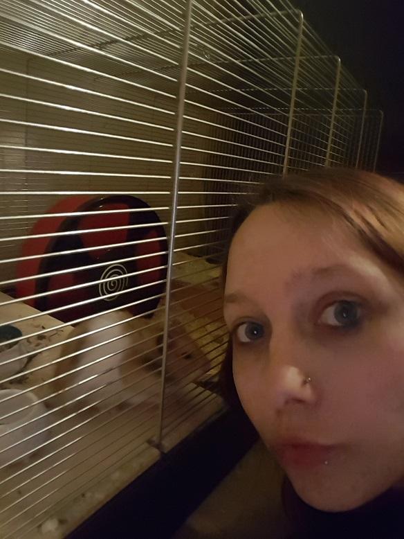 Püppi und ich