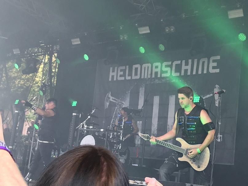 Heldmaschine